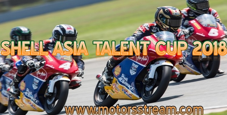 Asia Talent Cup 2018 Live