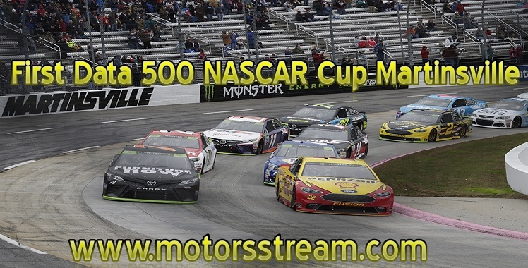 NASCAR Cup First Data 500 Live stream