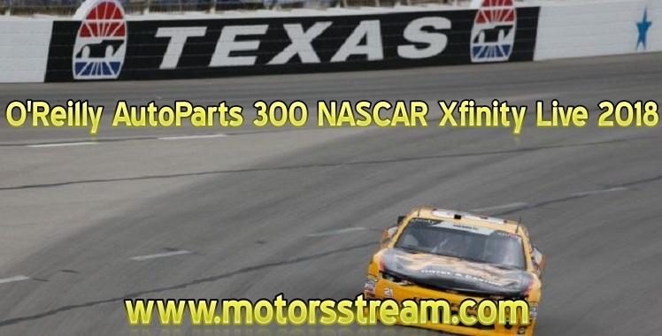 Live online NASCAR Xfinity Texas 2018