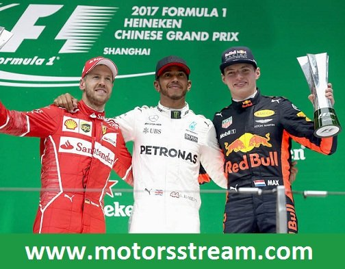 2017 F1 Chinese Grand Prix Result