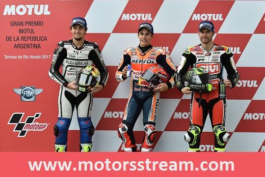 2017 MotoGP Argentine Grand Prix Result