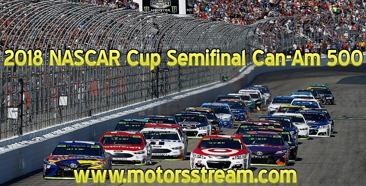Live streaming 2018 NASCAR Cup Semifinal