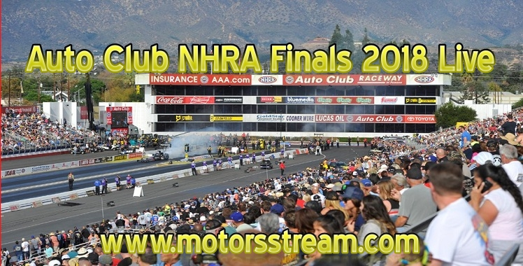 Live streaming Auto Club NHRA Finals