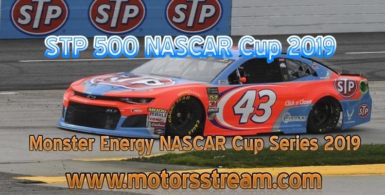 STP 500 NASCAR Cup 2019 Live Stream