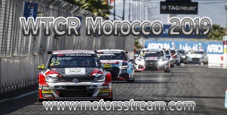 WTCR Morocco 2019 Live Stream