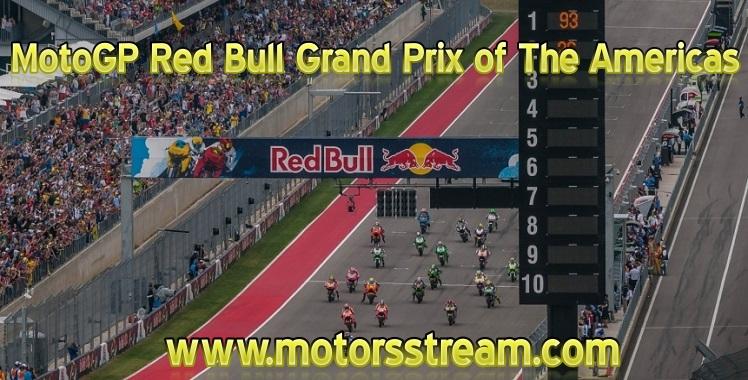MotoGP America Live Stream