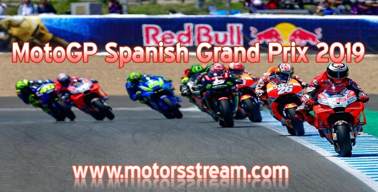 MotoGP Spanish Grand Prix Live