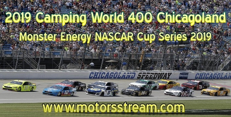 Camping World 400 Live Stream NASCAR Cup