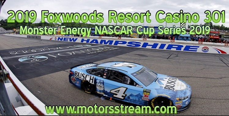 Foxwoods Resort Casino 301 Live Stream
