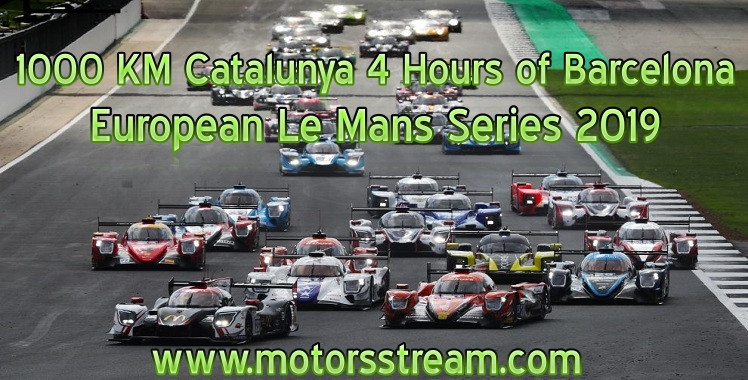 1000 KM Catalunya Live Stream 4 Hours of Barcelona