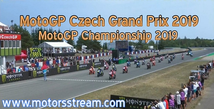 MotoGP Czech Grand Prix Live Stream