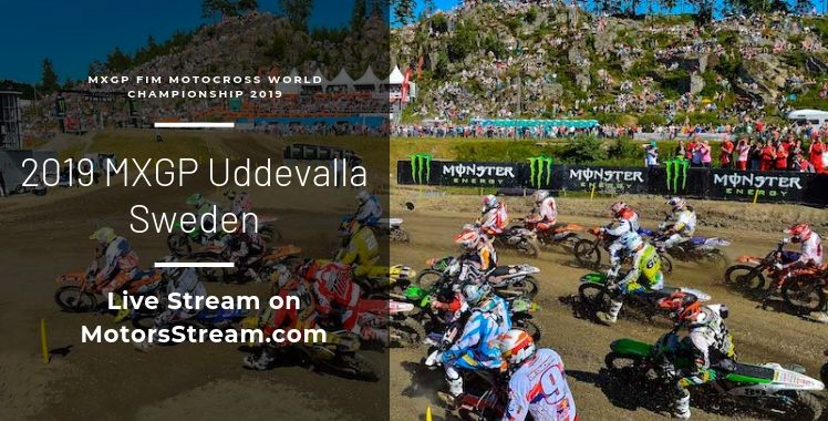 MXGP Uddevalla Live Stream