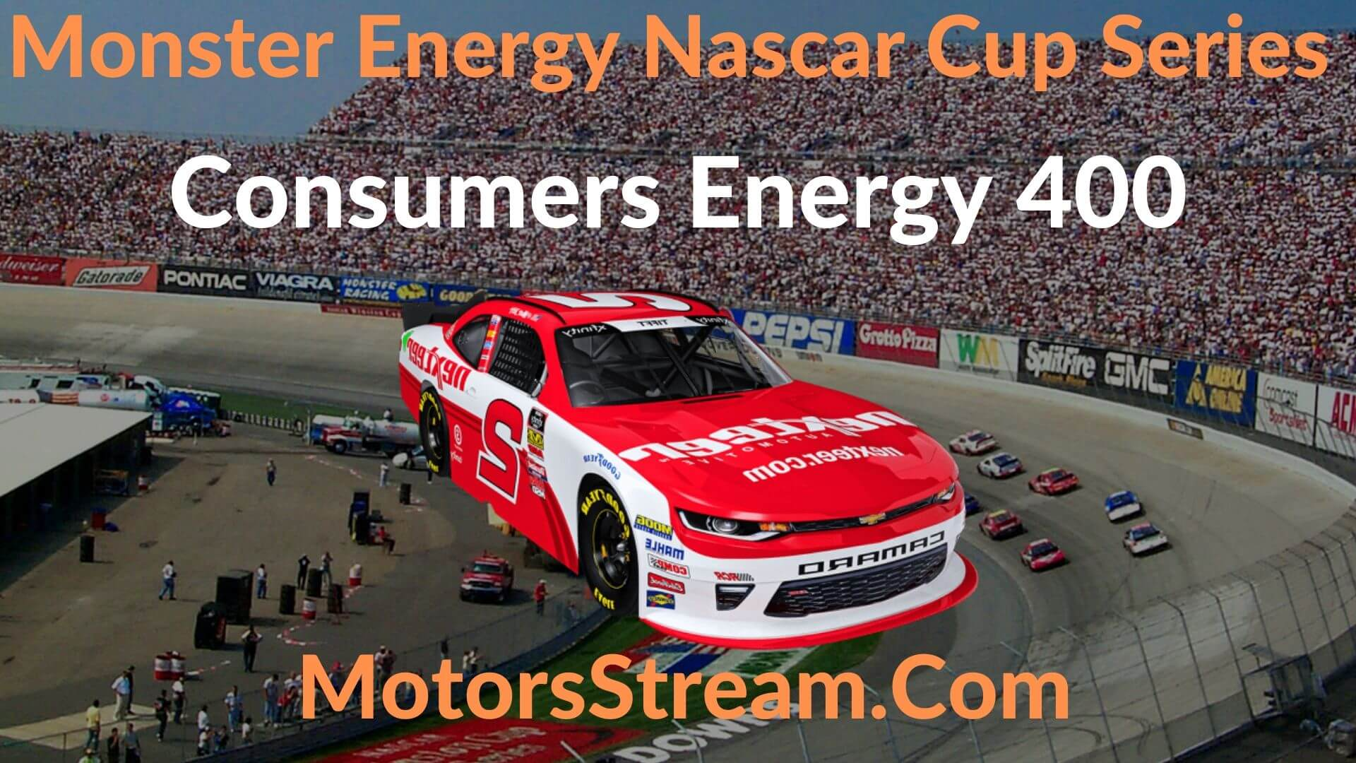 Consumers Energy 400 Live Stream NASCAR Cup Series
