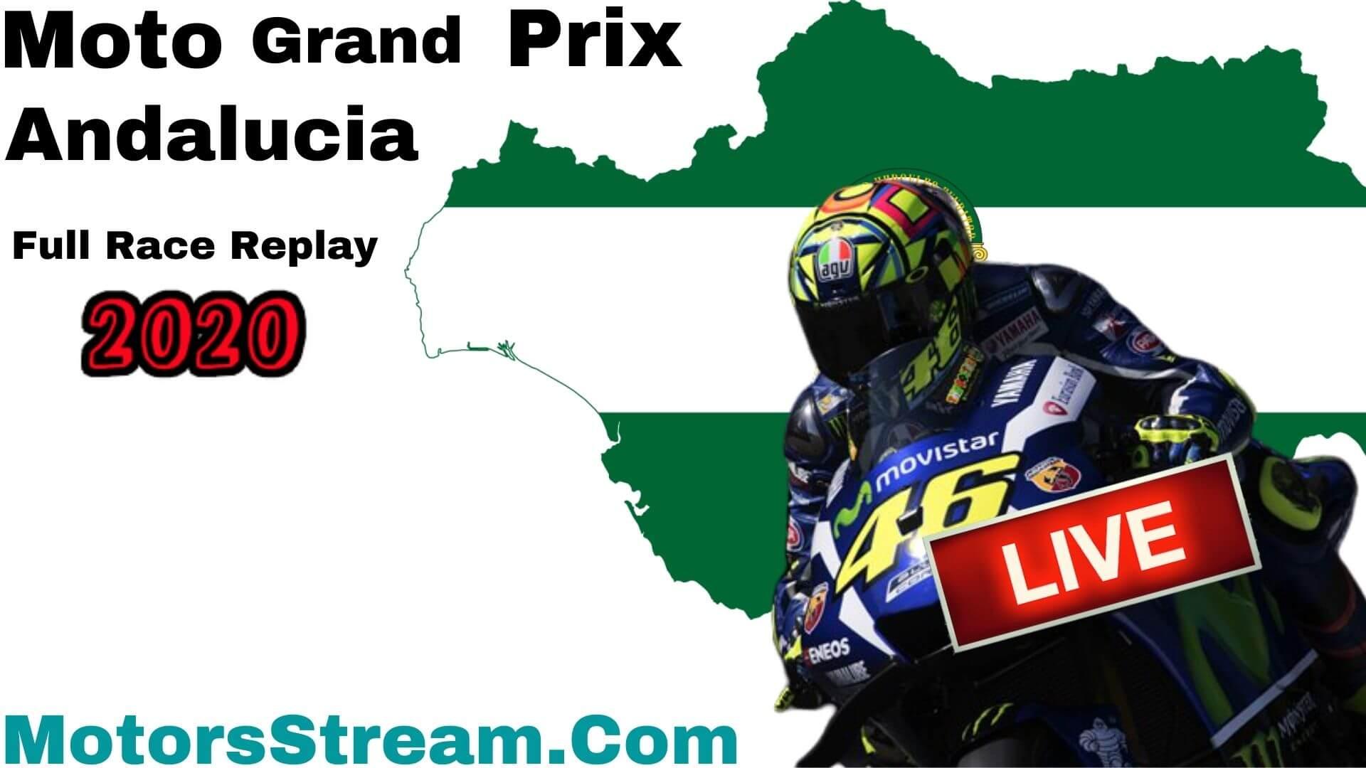 MotoGP Andalucia GP Live Online