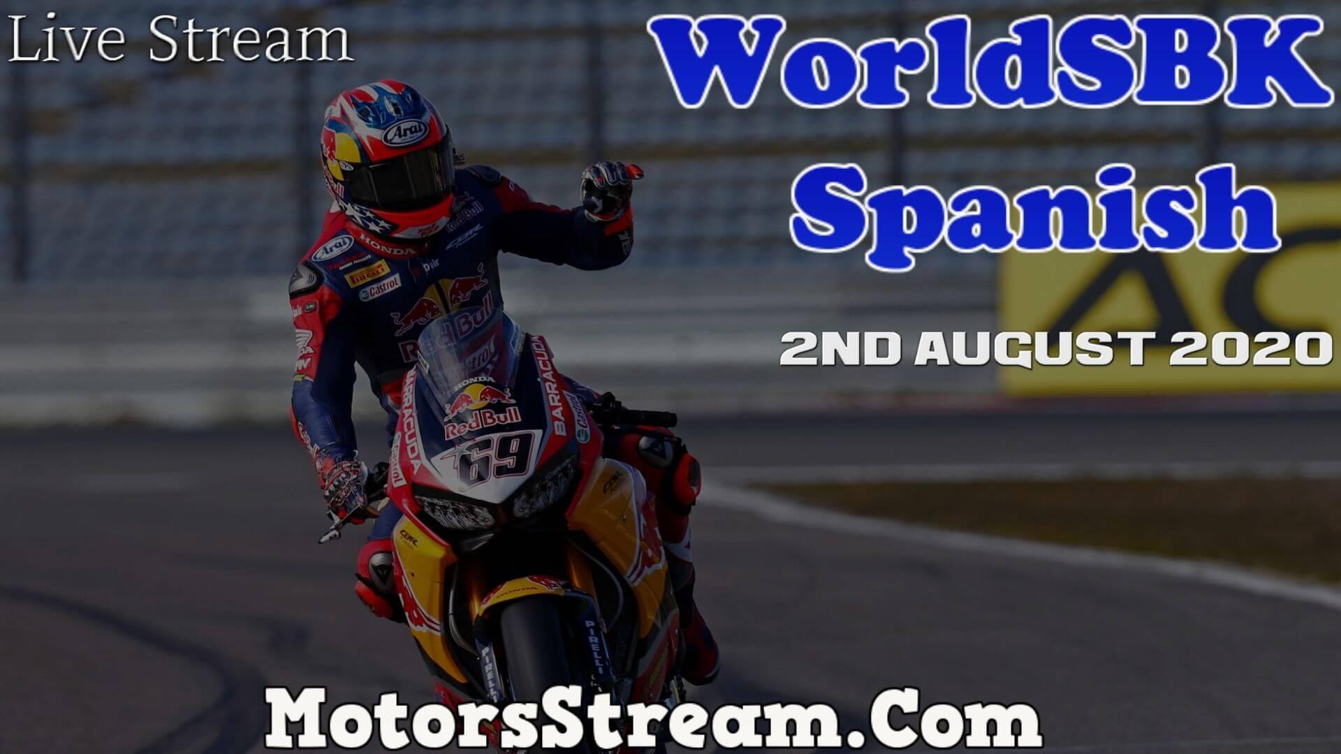 World Superbike Spain Live Online Full Race Replay