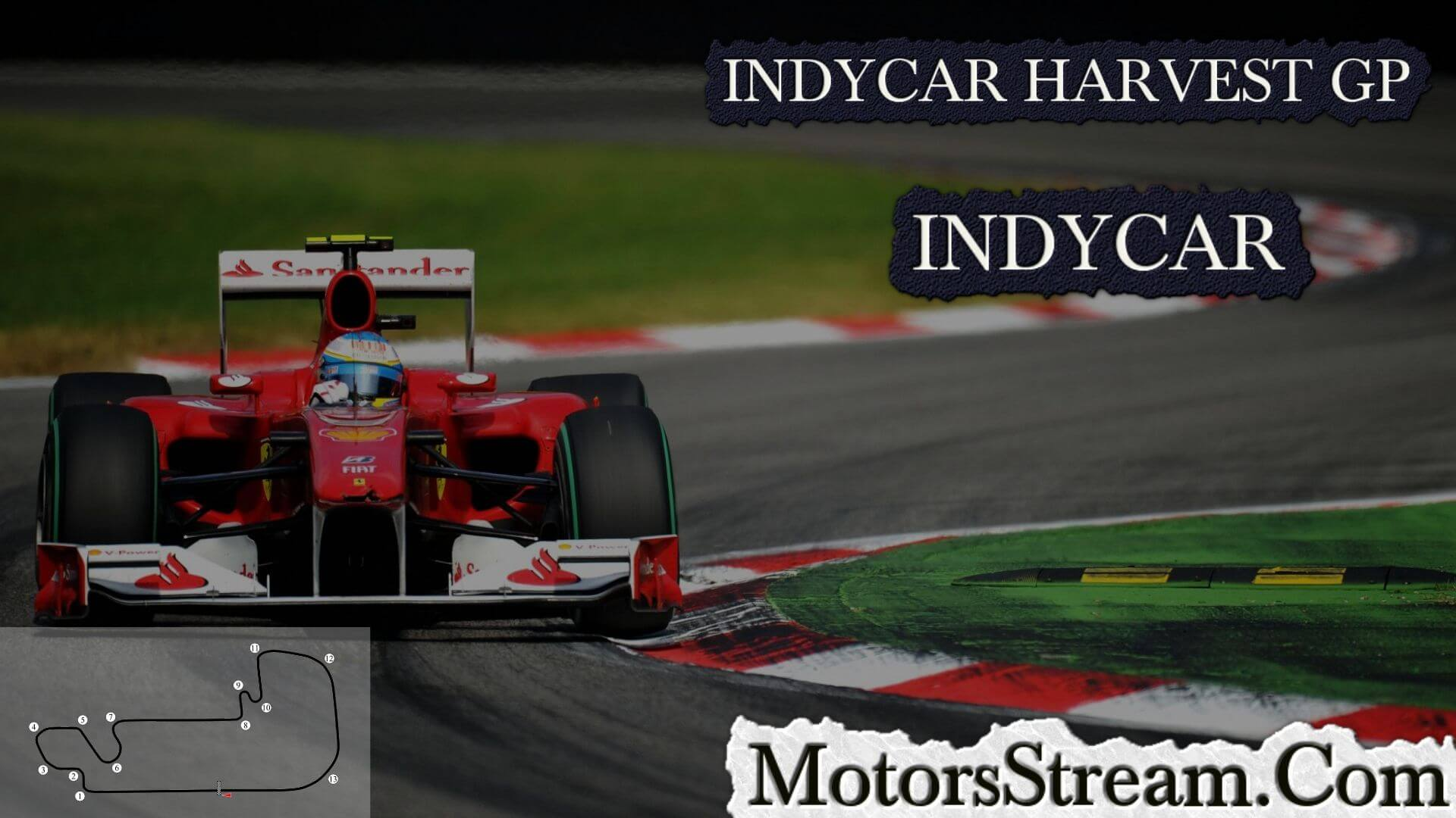 IndyCar Series Harvest GP Race Live Streaming