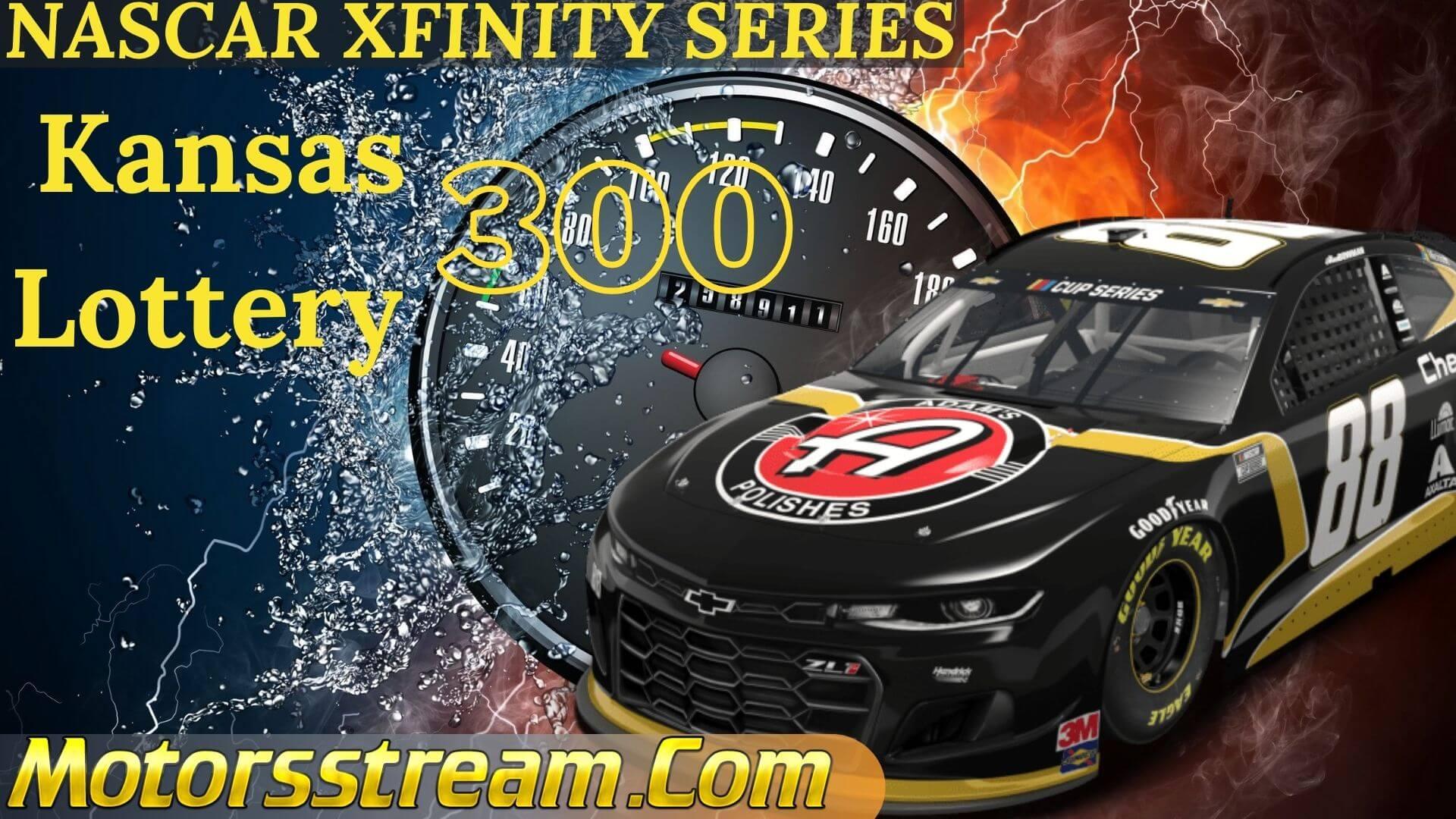 NASCAR Xfinity Kansas 300 Live