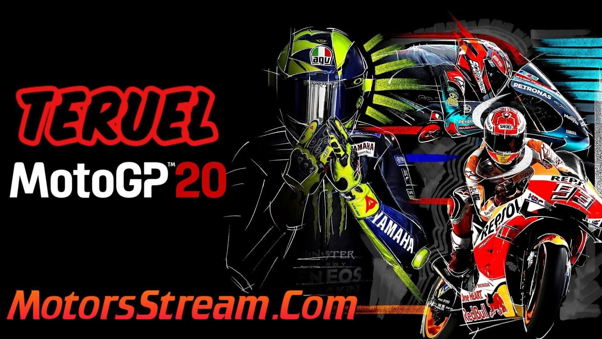 Motogp Teruel Spain Live Stream