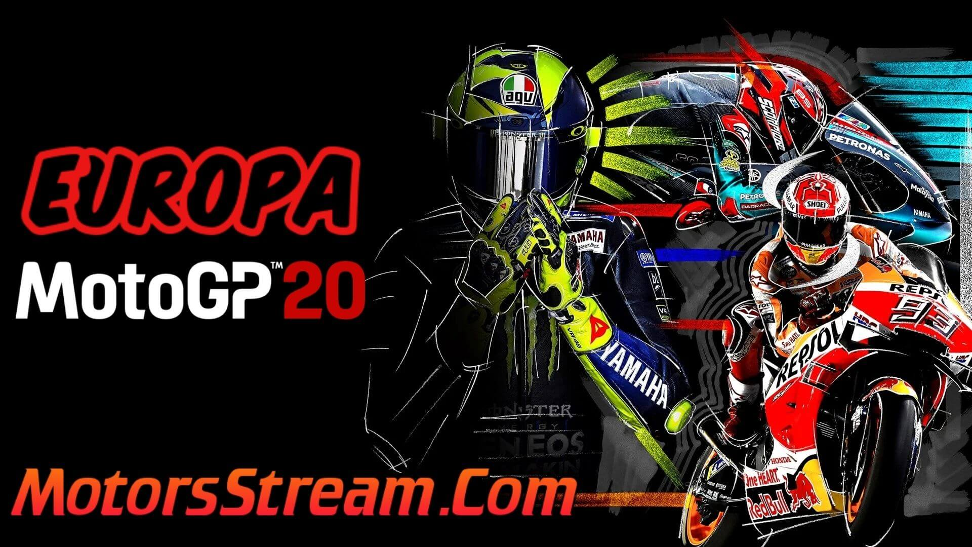European MotoGP Live Streaming with Replay