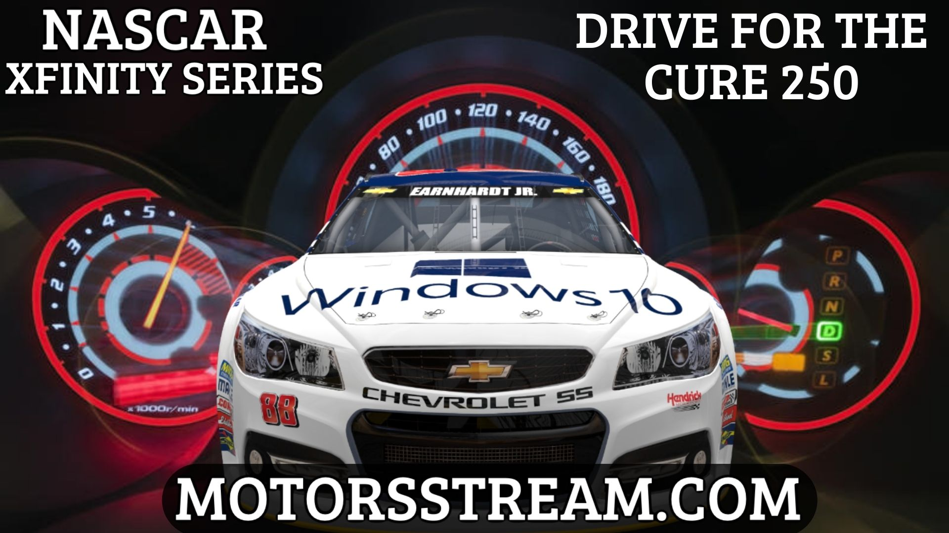 Drive For The Cure 250 Live Stream | NASCAR Xfinity 2021