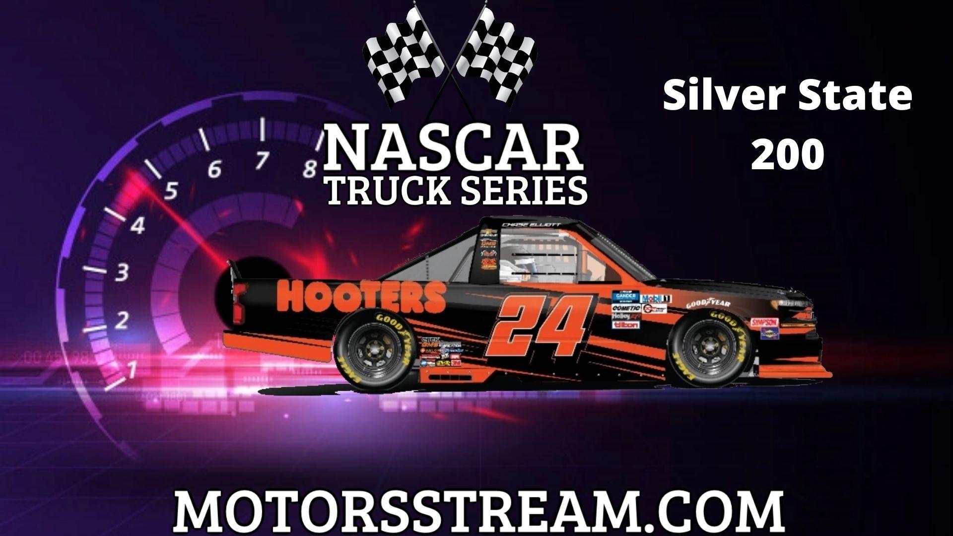 Silver State 200 Live Stream | NASCAR Truck 2021