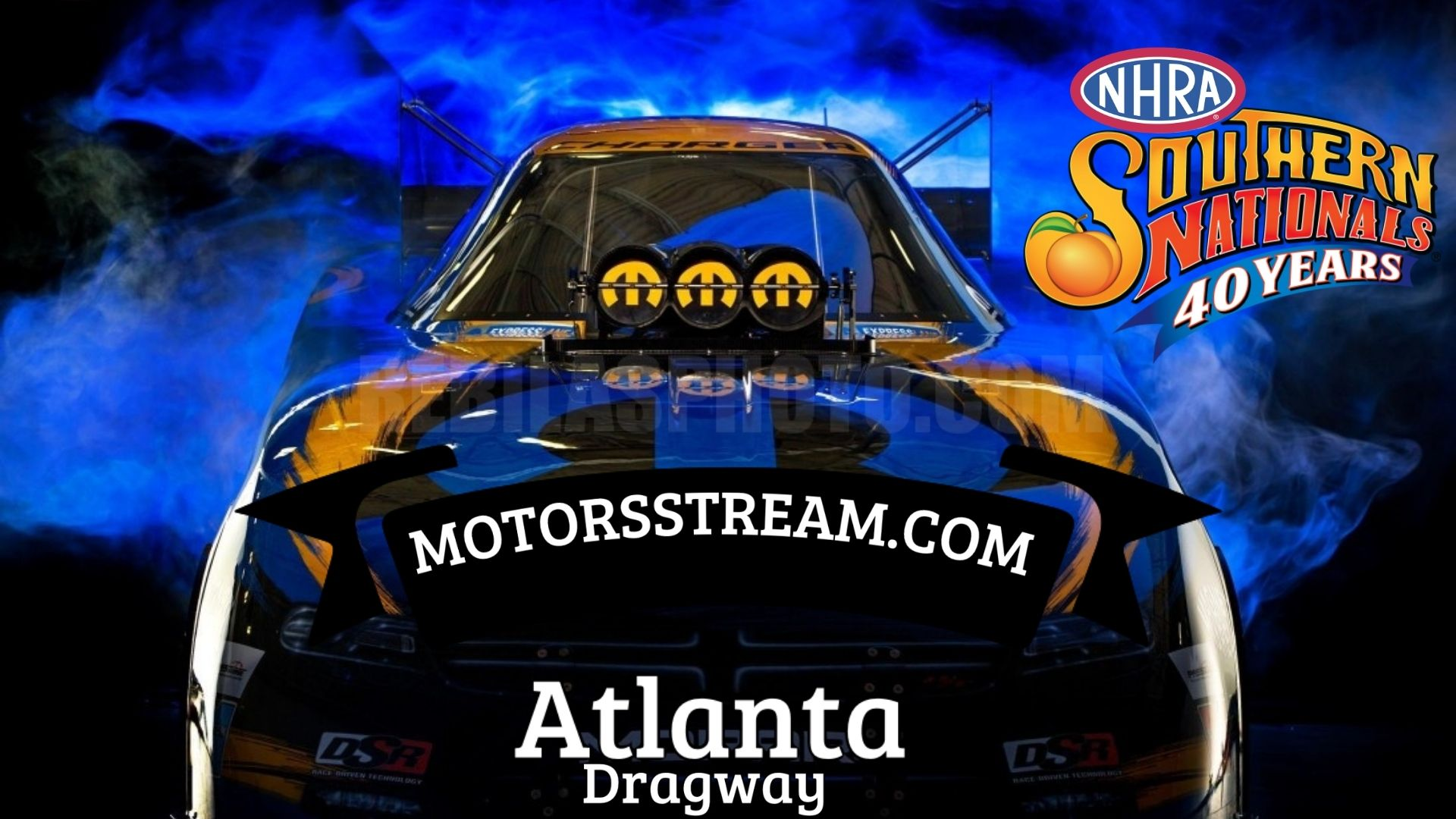 NHRA Southern Nationals 2021 Live Stream