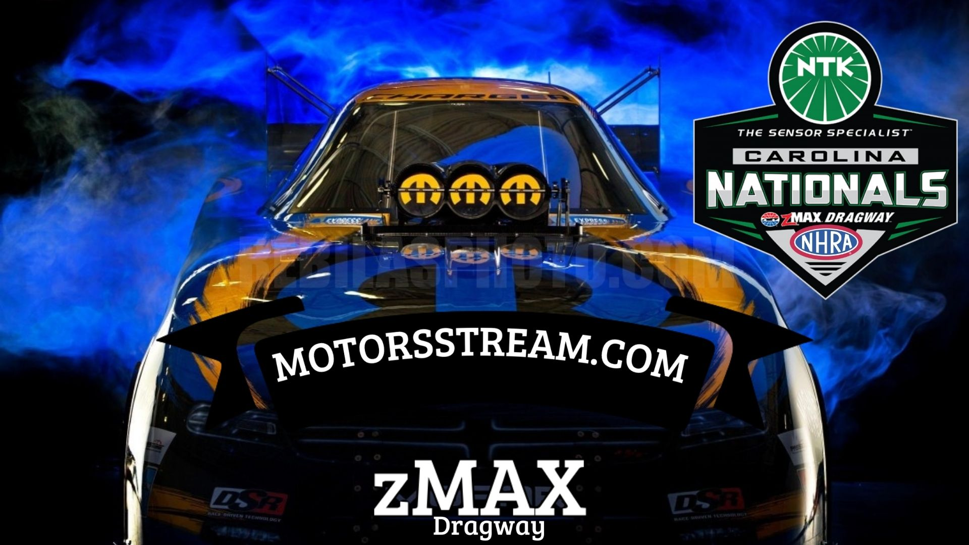 NTK NHRA Carolina Nationals 2021 Live Stream