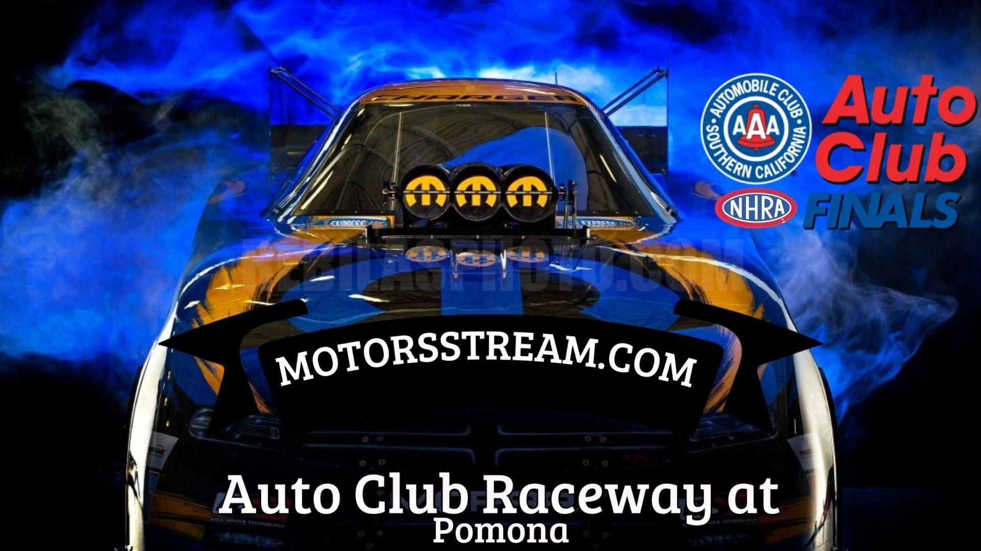 Auto Club NHRA Finals 2021 Live Stream