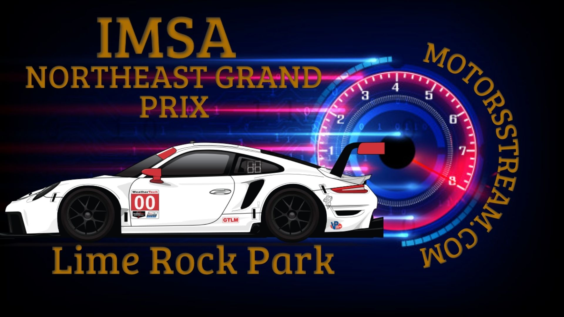 Northeast GP IMSA   Live Stream 2021