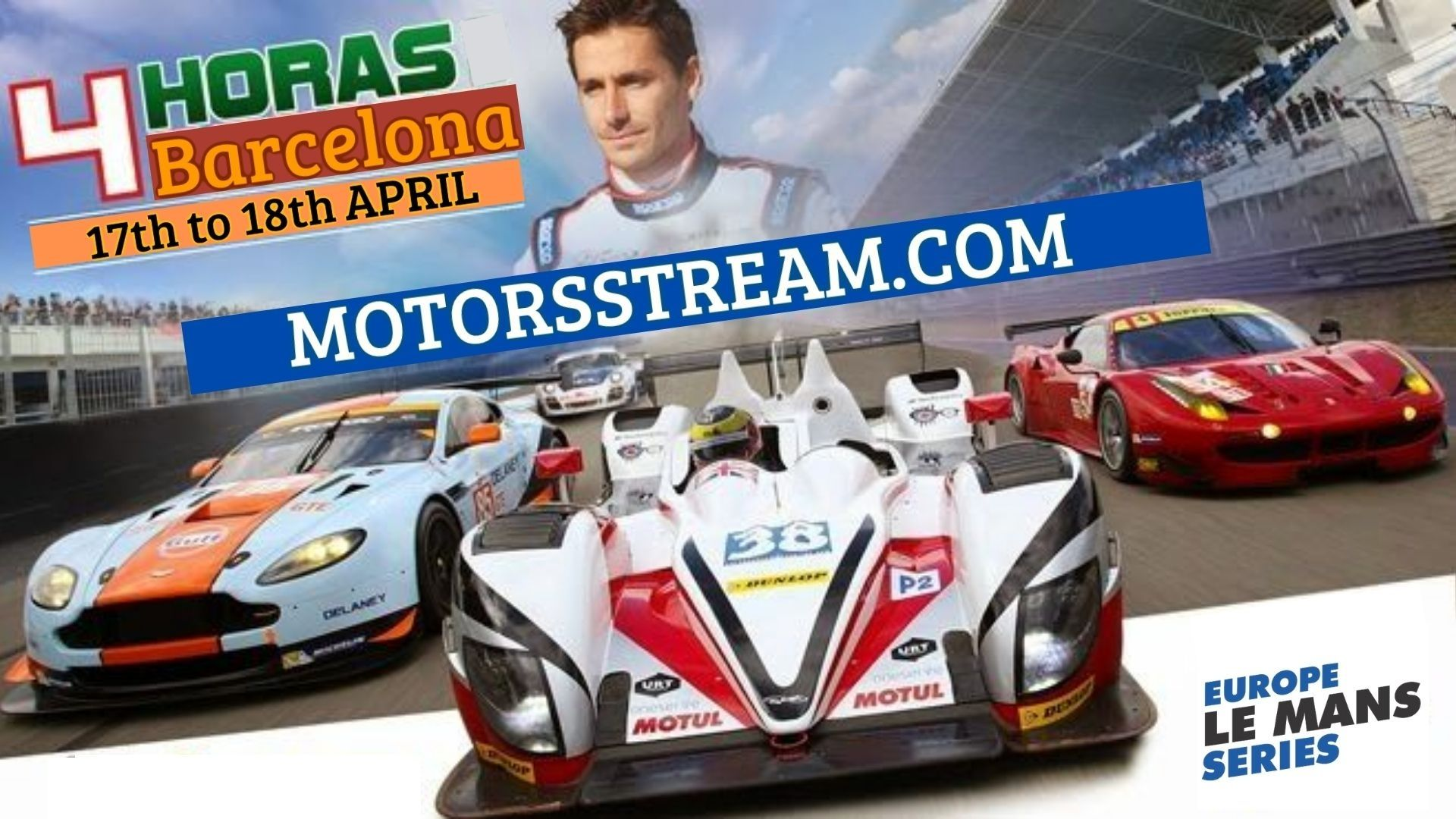 4 Hours Of Spain Live Stream 2021 | European Le Mans Series