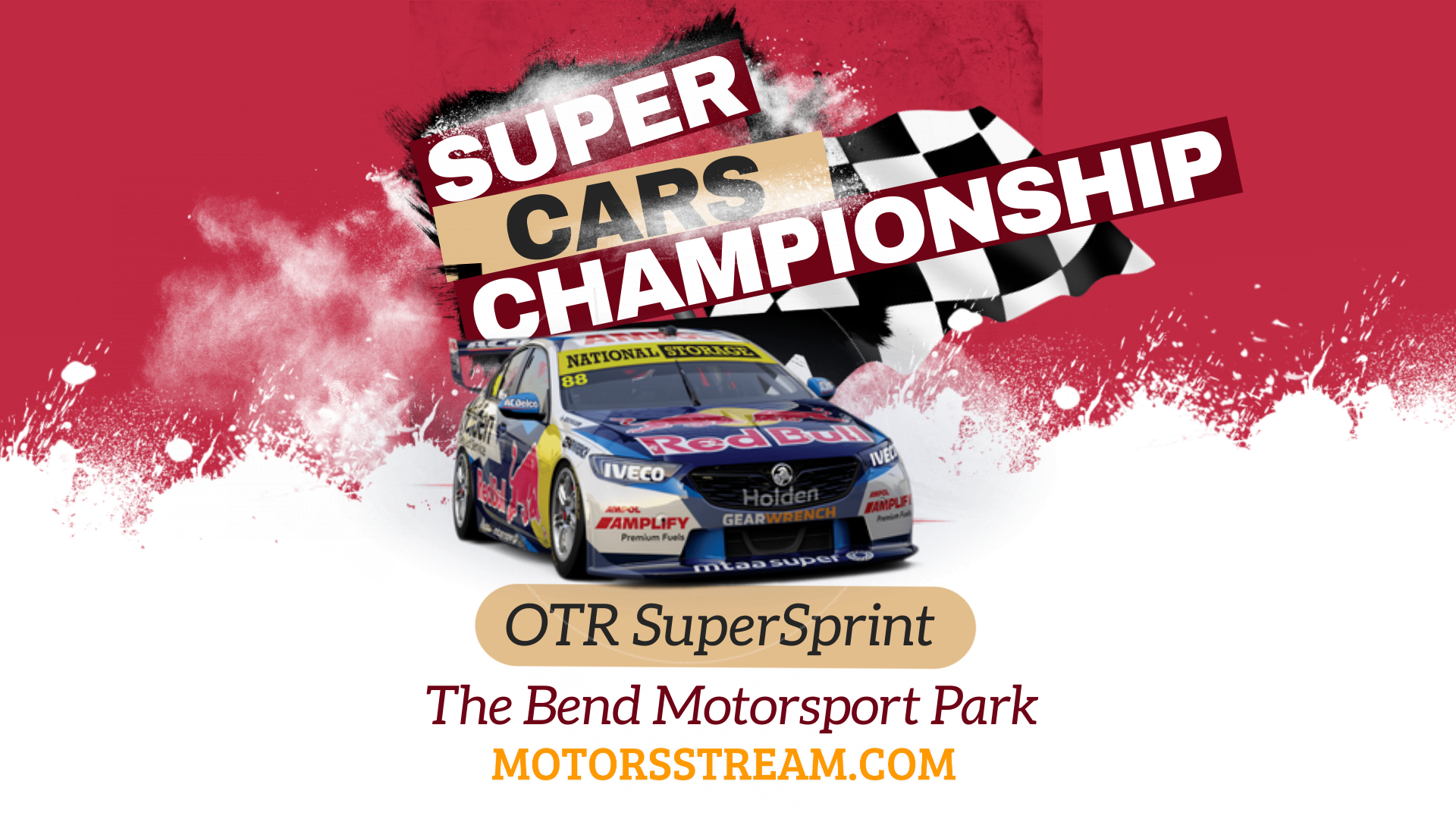OTR SuperSprint Live Stream 2021 | V8 Supercars
