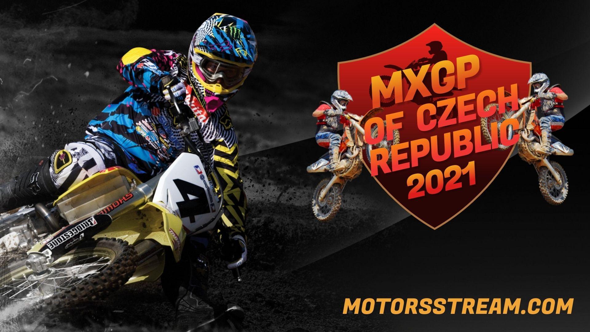 FIM Motocross WC Czech Republic Live Stream 2021 | MXGP