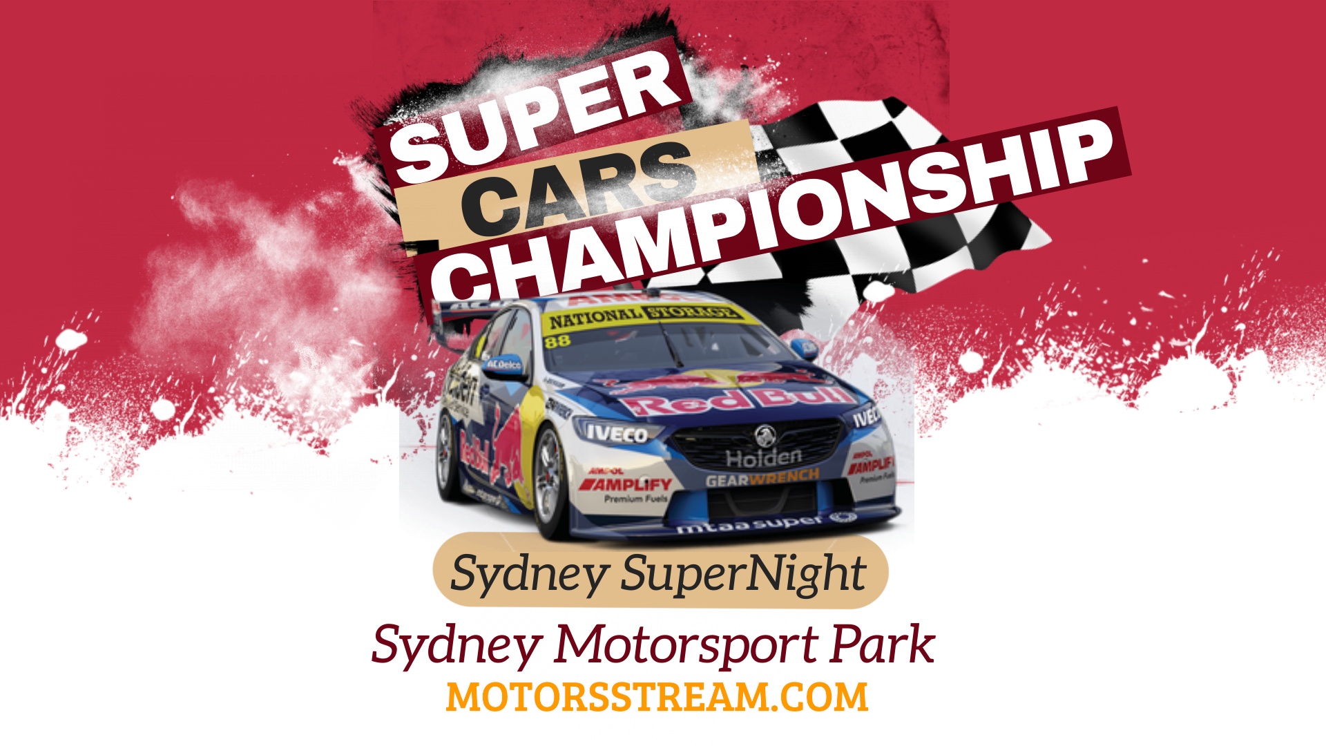 Sydney SuperNight Live Stream 2021 | V8 Supercar
