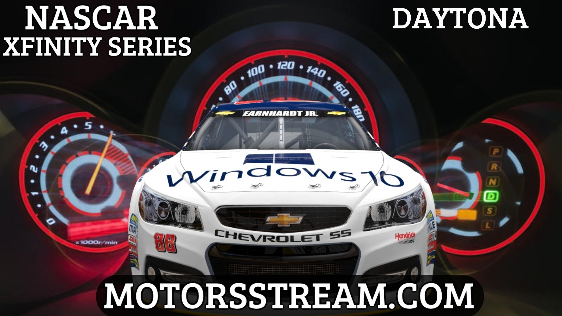 NASCAR Xfinity Series Daytona RC Live Stream