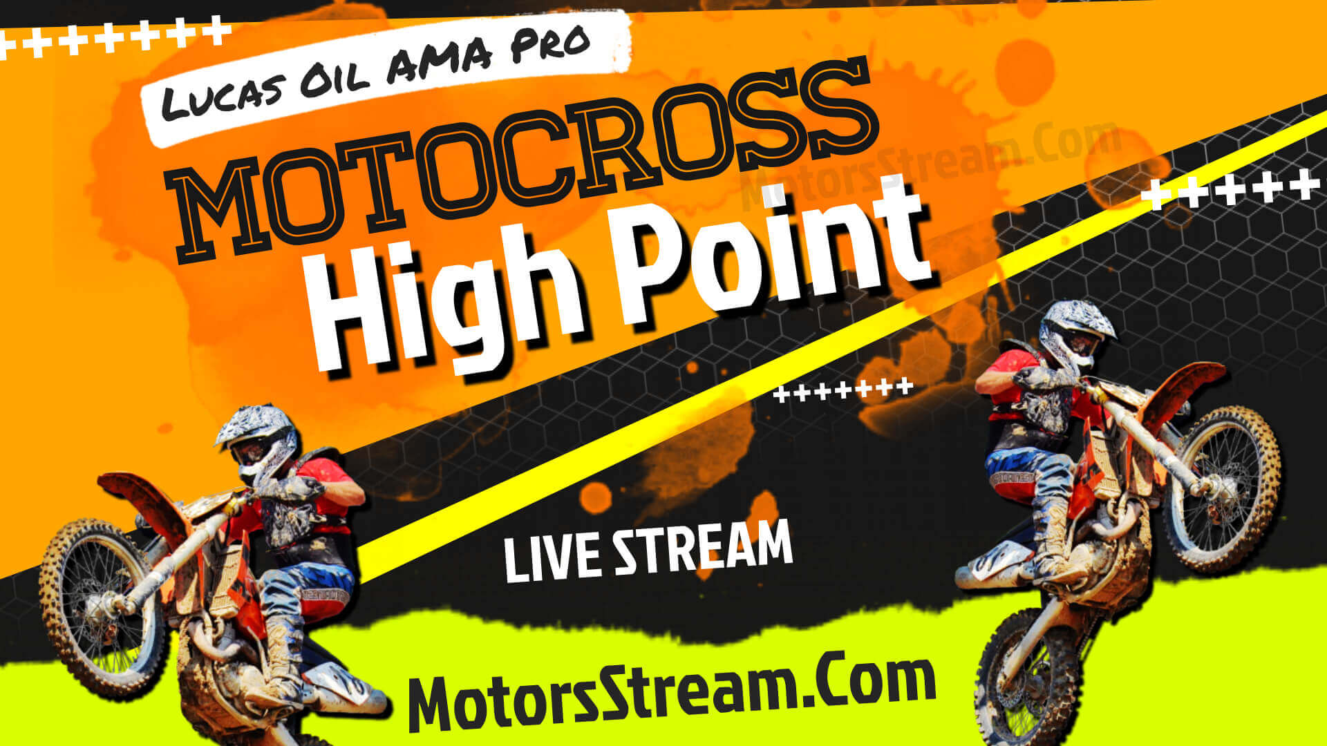 High Point National Motocross 2021 Live & Video Replay
