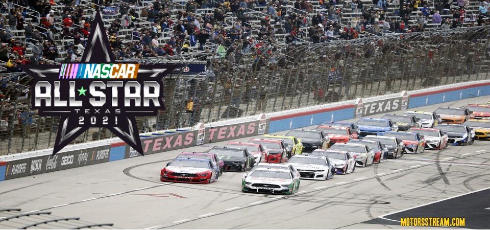 NASCAR All Star At Texas Live Stream