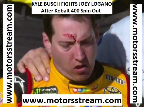 kyle-busch-fights-joey-logano-after-kobalt-400