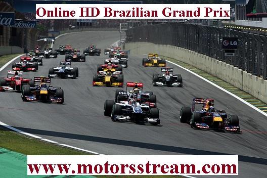 Live Brazilian F1 Grand Prix Live