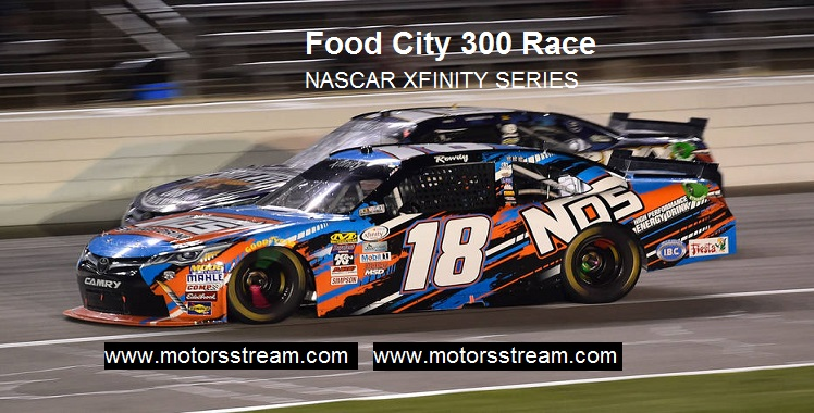Live Food City 300 Race
