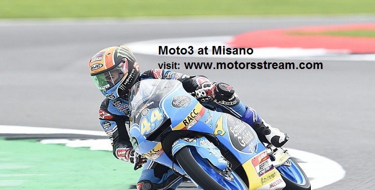live-moto3-at-misano