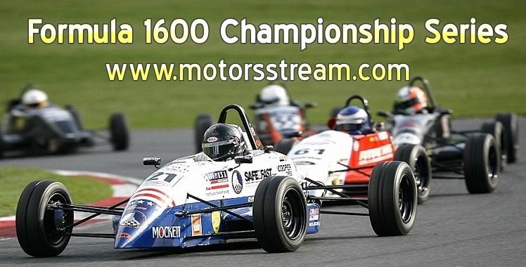 Live stream Formula 1600