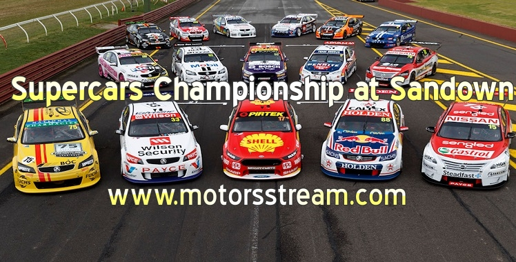 supercars-sandown-live