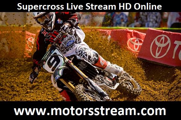 Supercross Live Stream