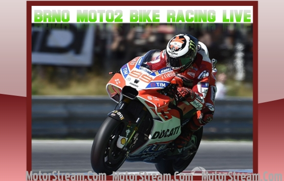 Watch Brno Moto2 Bike Racing Live