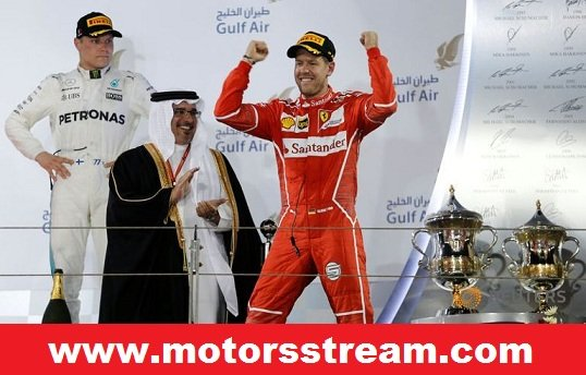 Bahrain Grand Prix Formula One Result