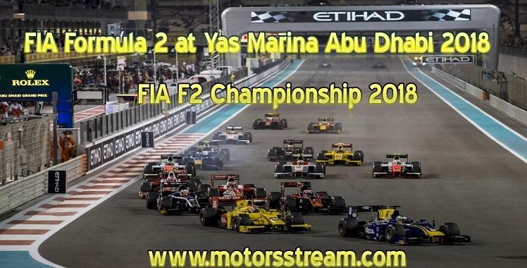 Formula 2 Live Stream