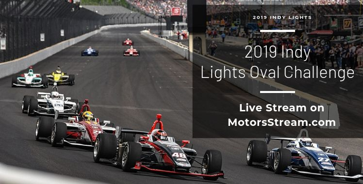 Indy Lights Oval Challenge Live Stream