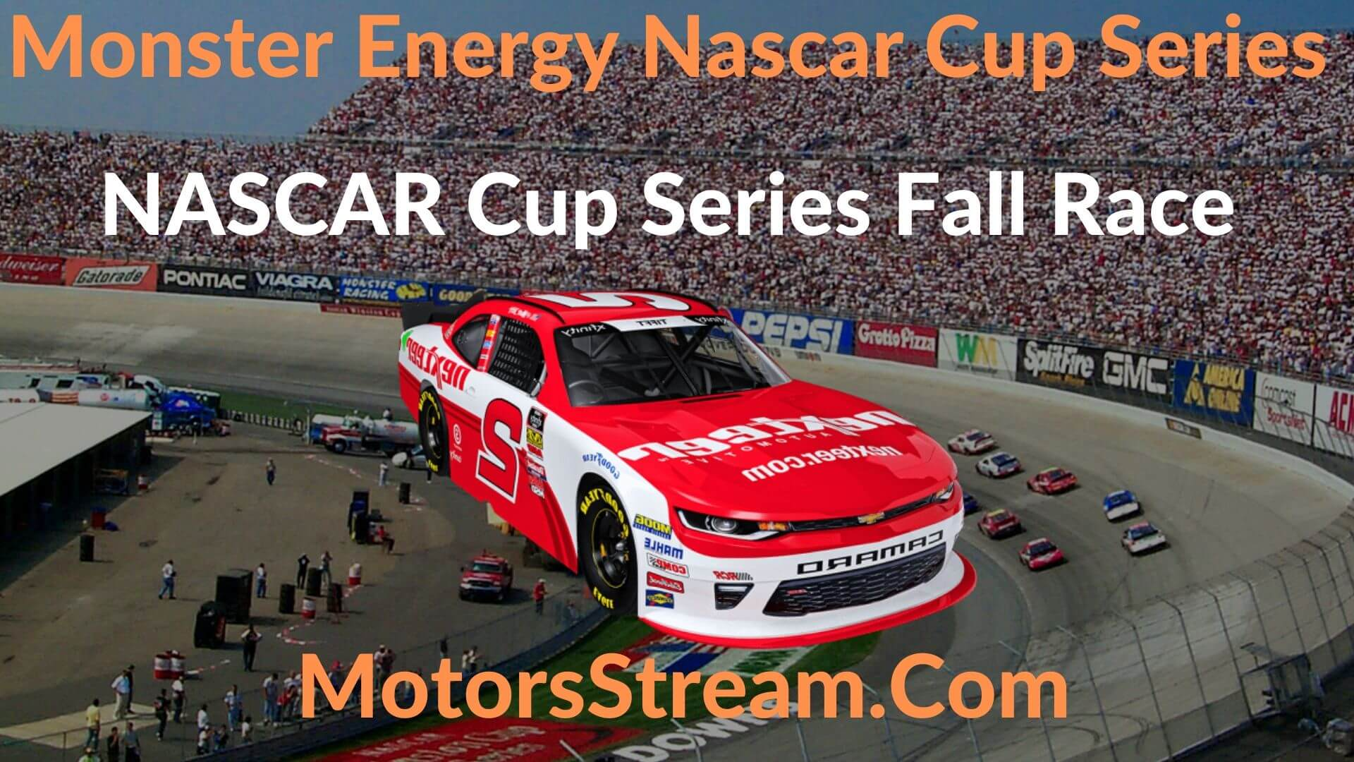 NASCAR Cup Series Fall Race Live Stream | NASCAR CUP 2020