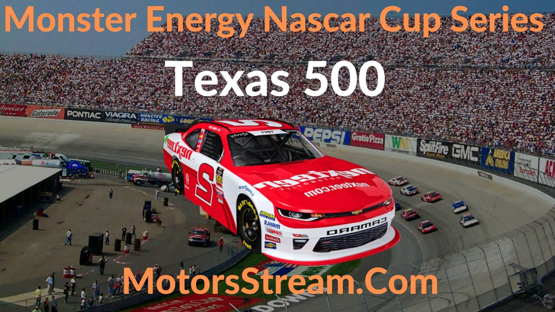 Texas 500 Live Stream   NASCAR CUP 2020