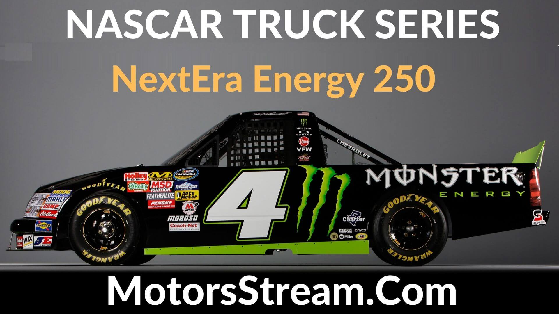 NextEra Energy 250 Live Stream   Nascar Truck Series 2020